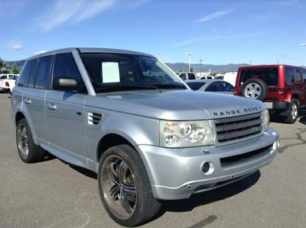 2006 LAND ROVER RANGE ROVER SPORT SPTHSE