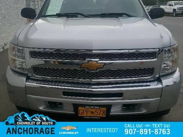 2013 Chevrolet Silverado 1500 LT (You Save $835 Below KBB Retail)