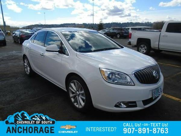 2015 Buick Verano LEATHER GROUP (You Save $572 Below KBB Retail)