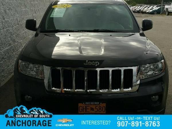 2011 Jeep Grand Cherokee LAREDO (You Save $3,872 Below KBB Retail)