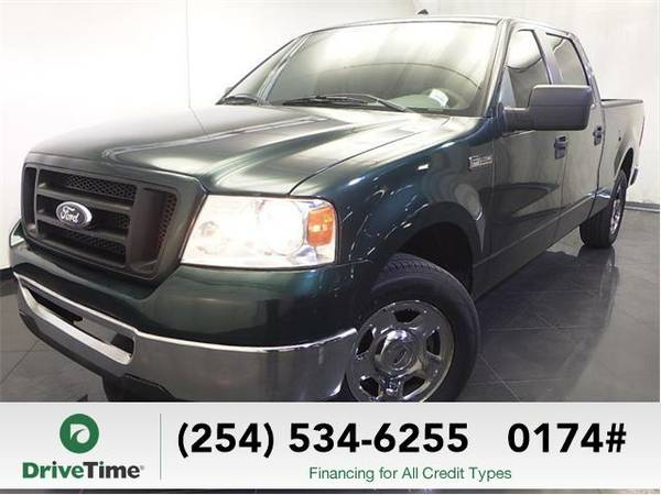 2007 *Ford F-150* - LOW DOWN-PAYMENT