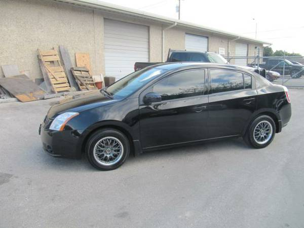 2008 Nissan Sentra S Clean Carfax Runs and Looks Good