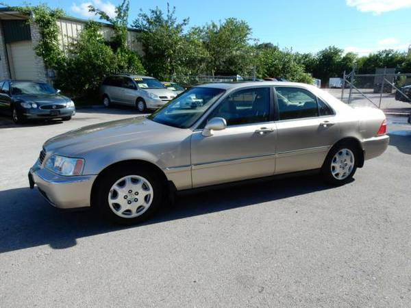 2000 Acura RL 2 Owner Clean CarFax Runs and Looks Great