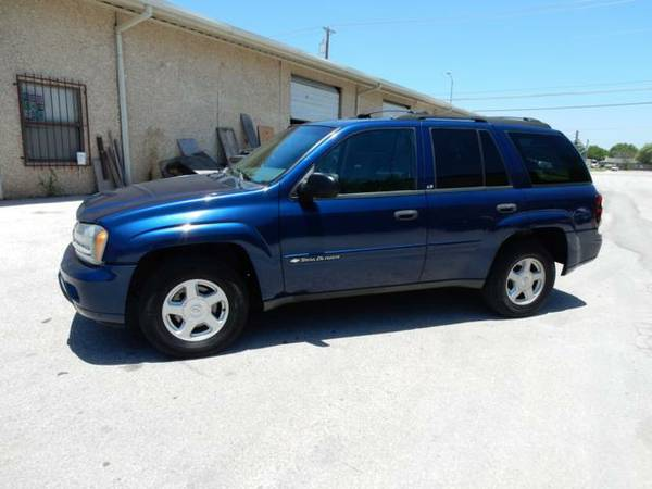 2002 Chevrolet Trailblazer LS Runs and Looks Great Super Deal