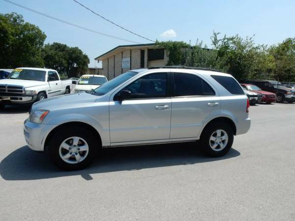 2006 Kia Sorrento LX Only 78K Miles 1 Owner Clean CarFax