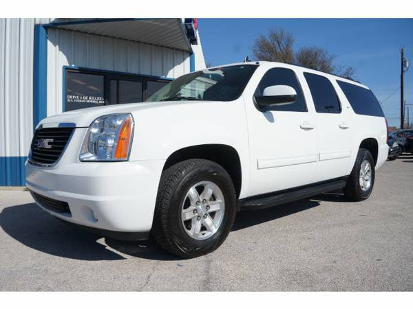 2011 GMC Yukon XL SLT- DVD, Nav, Leather, BOSE, 3rd Row!