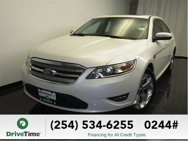 2011 *Ford Taurus* - LOW DOWN-PAYMENT