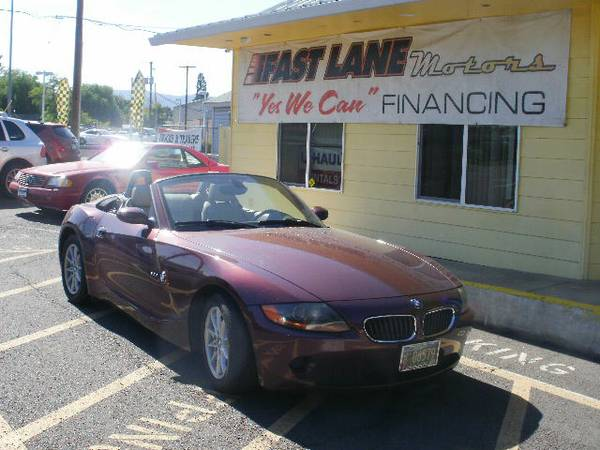 2004 BMW Z4 - HOME OF YES WE CAN FINANCING