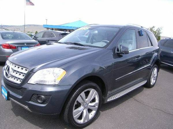 2011 MB TRUCK ML350 ML350 4MATIC - Contact Dealer low 48,394 miles