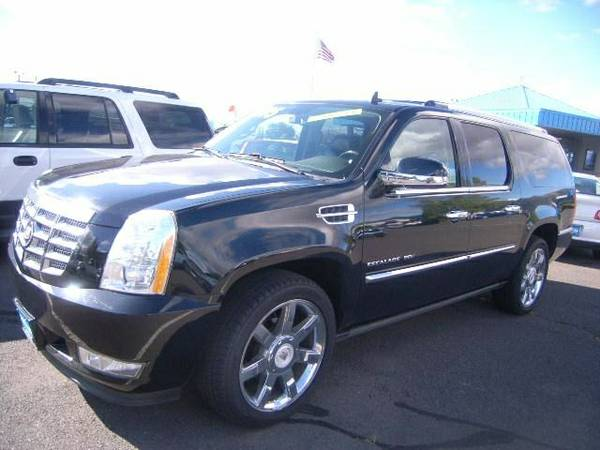 2010 CADILLAC ESCALADE ESV PREMIUM - Contact Dealer