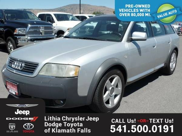 2003 Audi Allroad 2.7T