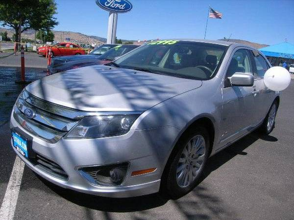 2011 FORD FUSION HYBRID HYBRID - Contact Dealer