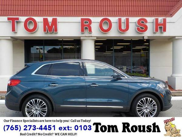 2016 *Lincoln MKX* Reserve - BAD CREDIT OK!