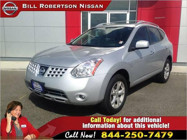 2010 Nissan Rogue - Call