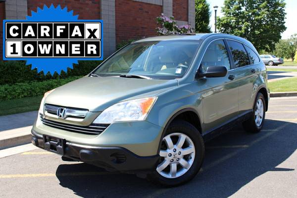 **** 2008 Honda Crv AWD SUV - FLAWLESS CONDITION / 1-OWNER ****
