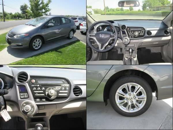 2010 Honda Insight HYBRID EX