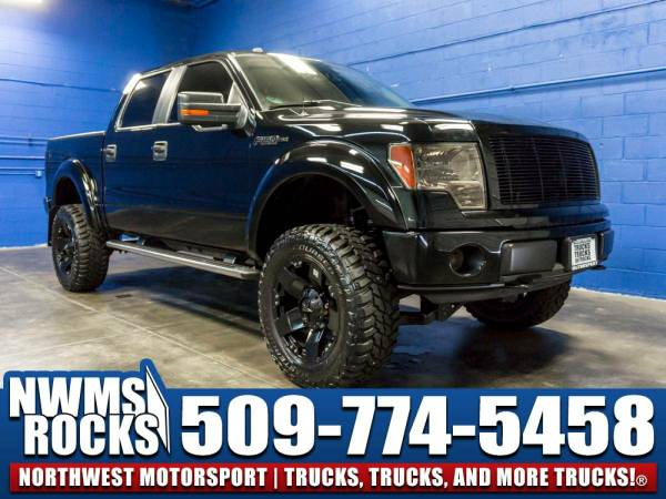 Lifted 2009 *Ford F150* FX4 4x4 - Power Driver Seat! 2009 Ford F-150...