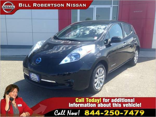 2013 Nissan LEAF - Call