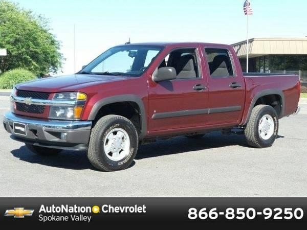 2008 Chevrolet Colorado LT w/1LT SKU:88121908 Crew Cab