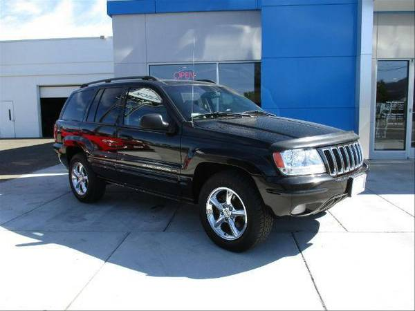 2002 Jeep Grand Cherokee Linited AWD