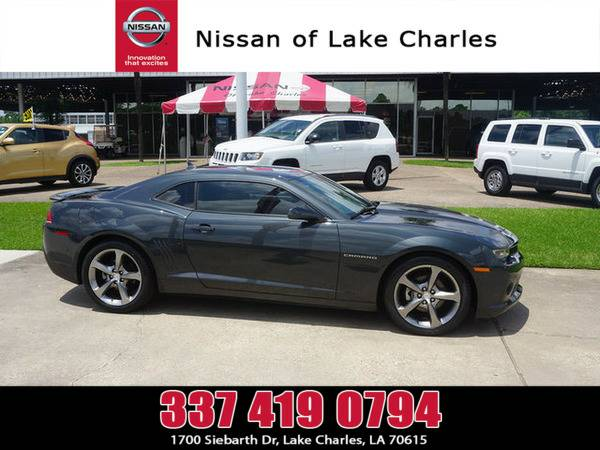 *2014* *Chevrolet Camaro* ** *Ashen Gray Metallic*