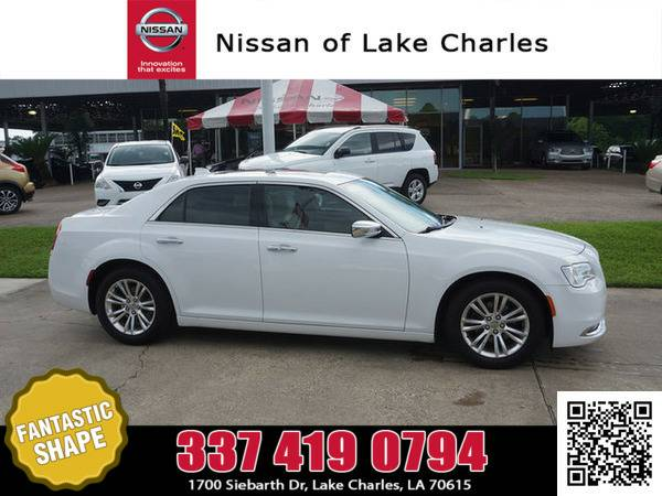 2016 Chrysler 300 Bright White Clearcoat
