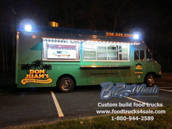 Food trucks, Ice Cream trucks and Concession trailers!