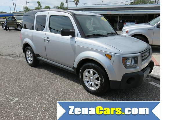 2007 1 OWNER HONDA ELEMENT EX EXTREMELY CLEAN