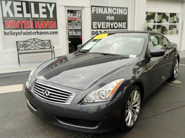2009 Infiniti G37 Coupe *Low Mileage*