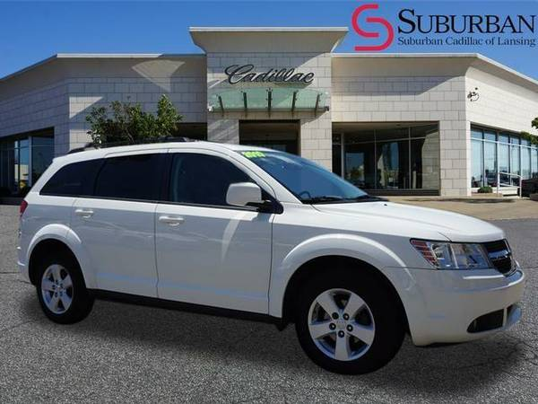 2010 *Dodge Journey* SXT - Dodge Stone White Clearcoat