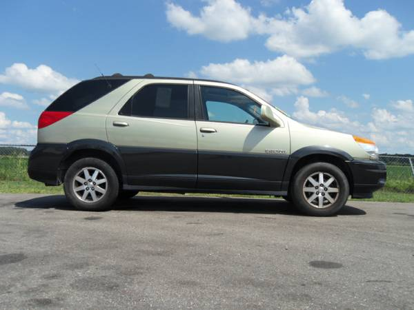 2002 BUICK RENDEZVOUS CXL THIRD ROW AWD
