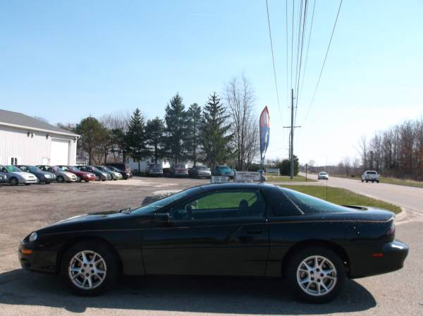 2002 CHEVROLET CAMERO LS, 6CYL, AUTO, READY FOR THE ROAD