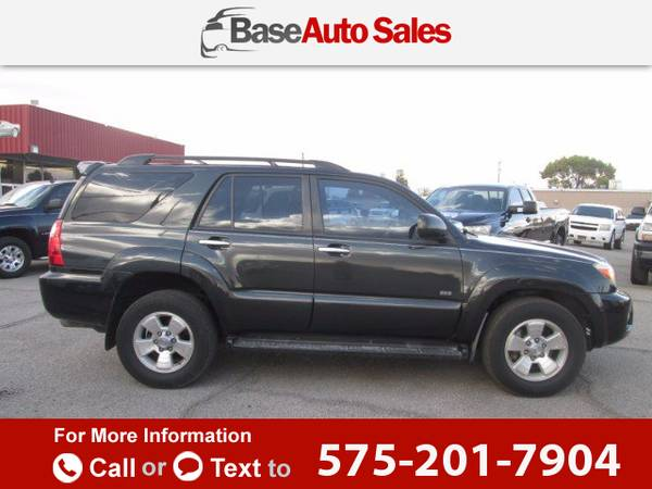 2008 *Toyota* *4Runner* *Sport* *Edition* *2WD* 117k miles