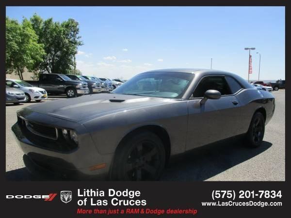2014 Dodge Challenger BASE