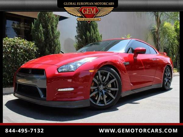 2014 Nissan GT-R - Custom Terms On Used Exotics
