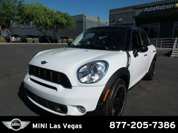 2012 MINI Cooper S Countryman S SKU:CWL82972 MINI Cooper S Countryman