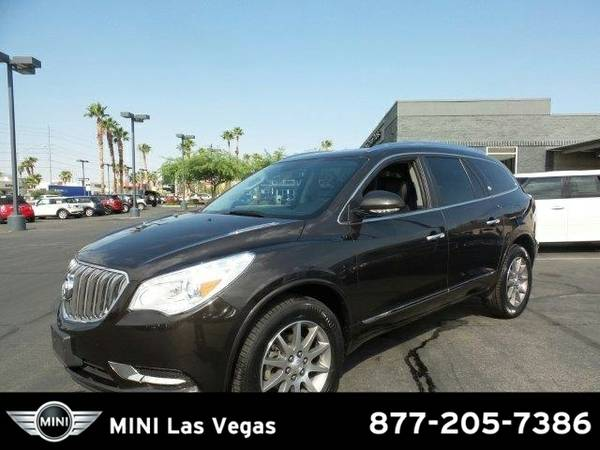 2013 Buick Enclave Leather SKU:DJ219455 Buick Enclave Leather SUV