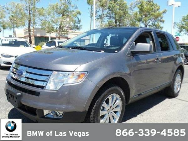 2009 Ford Edge SEL SKU:9BA45405 Ford Edge SEL SUV