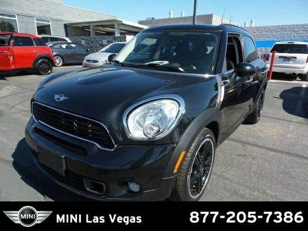 2013 MINI Countryman S SKU:DWP21960 MINI Countryman S SUV