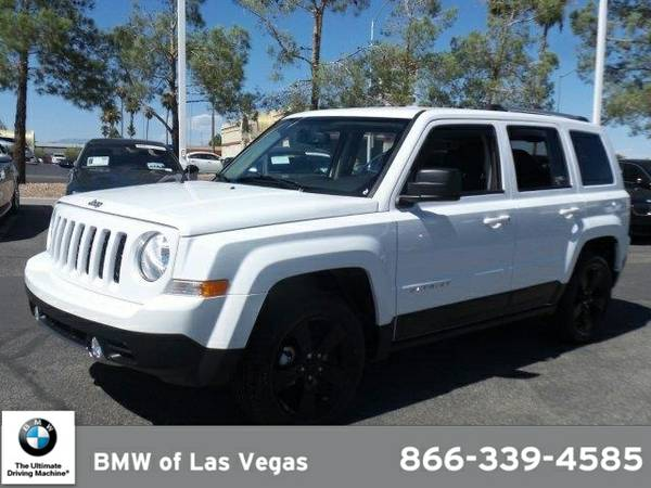 2012 Jeep Patriot Latitude SKU:CD704564 Jeep Patriot Latitude SUV