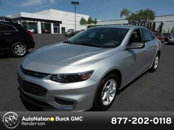 2016 Chevrolet Malibu LS SKU:GF181601 Sedan
