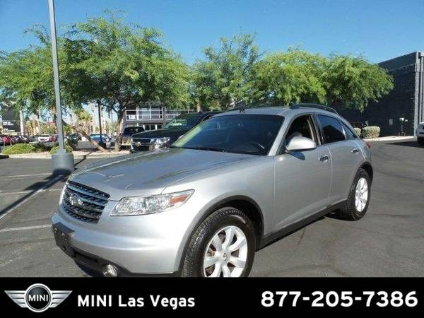 2003 Infiniti FX35 w/Options SKU:3X000208 Infiniti FX35 w/Options SUV