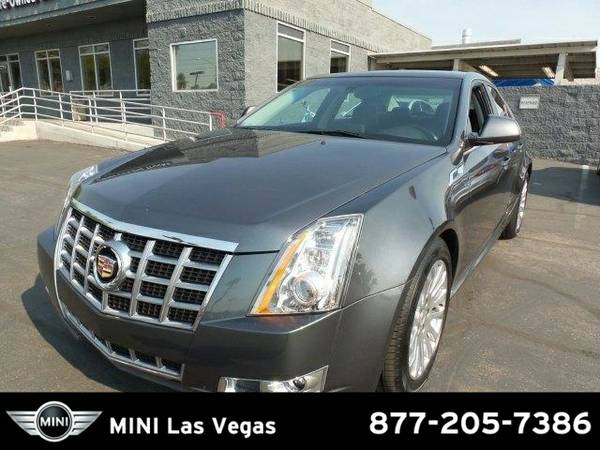 2013 Cadillac CTS Performance SKU:D0103007 Cadillac CTS Performance Se