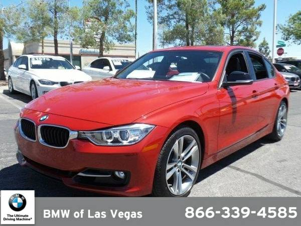 2014 BMW 328 328i SKU:EJ463738 BMW 328 328i Sedan
