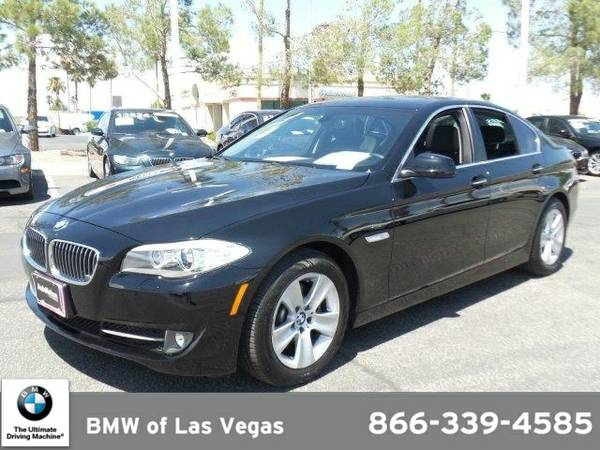 2013 BMW 528 528i SKU:DD234695 BMW 528 528i Sedan
