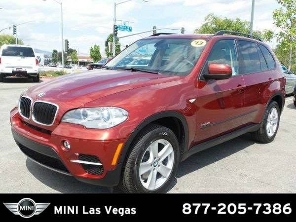 2013 BMW X5 xDrive35i Sport Activity SKU:D0B04352 BMW X5 xDrive35i Spo