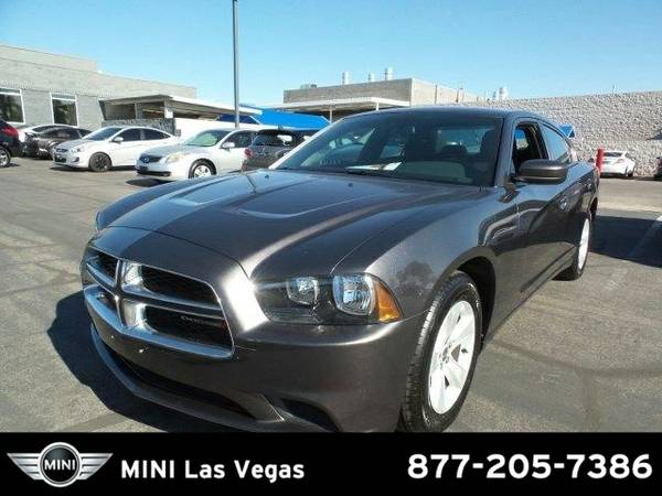 2014 Dodge Charger SE SKU:EH374883 Dodge Charger SE Sedan