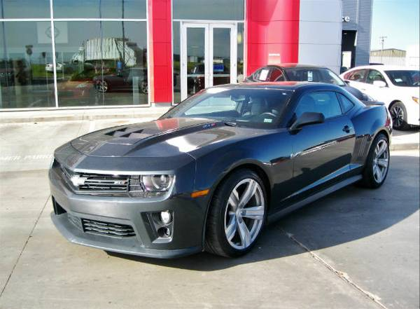 2012 Chevrolet Camaro Coupe only 30,238 miles