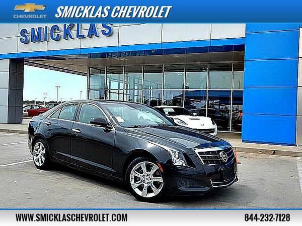2013 Cadillac ATS - *SUPER CLEAN AND RUNS GREAT!*
