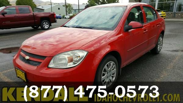 2010 Chevrolet Cobalt RED FOR SALE - GREAT PRICE!!